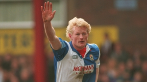 Colin Hendry was a member of the Blackburn side the won the Premier League in the 1994/95 season