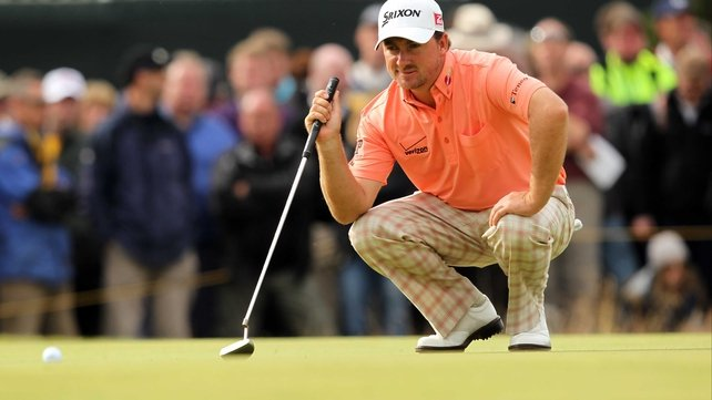 Graeme McDowell is hoping for a final-round pairing with old adversary Brandt Snedeker