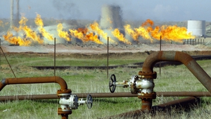 The Kirkuk-Ceyhan pipeline is Iraq's main route for crude oil exports