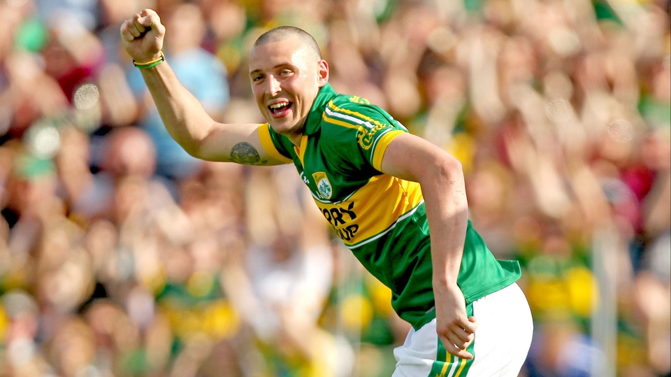 Kieran Donaghy's second-half goal proved vital for the Kingdom as they secured a 1-16 to 1-06 win