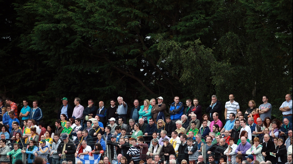 A crowd of 5,000 came to the leafy surrounds of Páirc Sean Mac Diarmada in Carrick-on-Shannon to see Leitrim host Laois