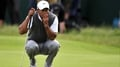 Tiger takes share of Tour Championship lead