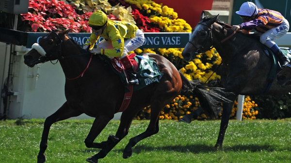 The Melbourne Cup hero failed to make any impact in the midsummer feature