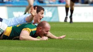 Rory O'Carroll lands on Joe Sheridan