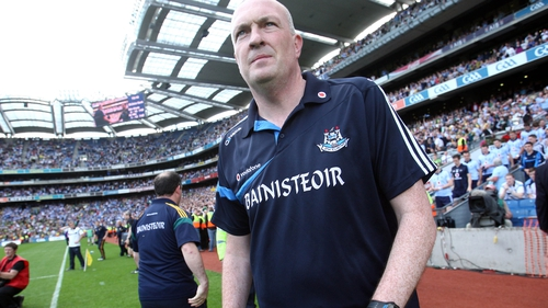 Gilroy has now overseen a third Leinster title with the Dubs
