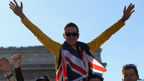 Wiggins is determined to win gold on the streets of London