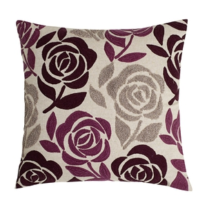 Debenhams Betty Jackson black rose cushion €39