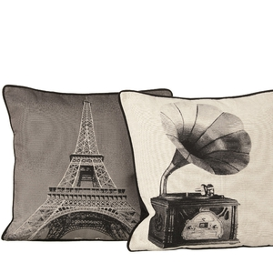 Penneys vintage print cushions €6 each (late summer)