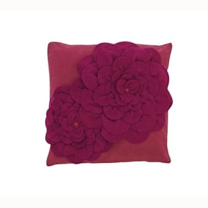 Next felt flower cushion €21