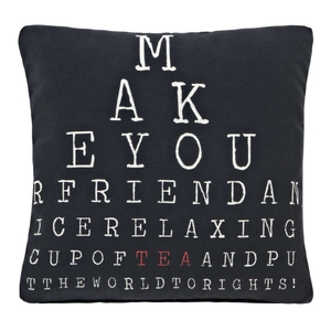 Next eye test cushion €16