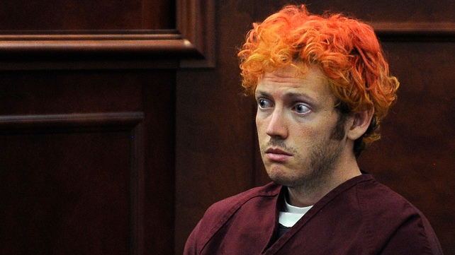 James Holmes is charged with multiple counts of murder and attempted murder