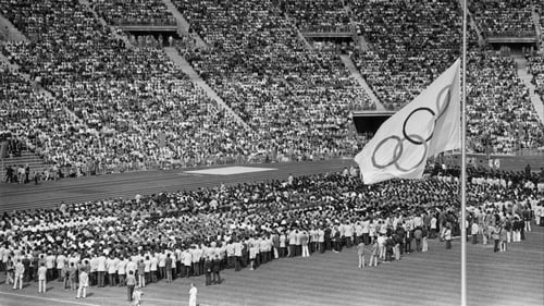 In 1972 the Olympic flag flew at half-mast as crowds attended a memorial service