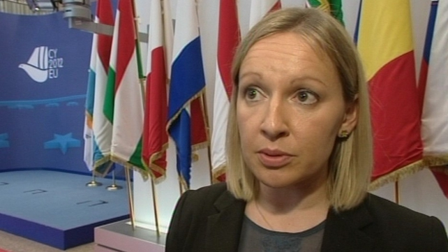 Lucinda Creighton said that any legislation would have to be narrower than the Supreme Court judgment in the X case