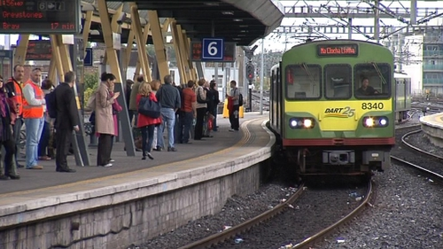 More DART trains will be reduced to two carriages for off-peak travel