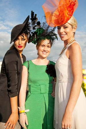 Roz Purcell, Best Dressed Winner Sarah Gene Loughnane, Pippa O'Connor