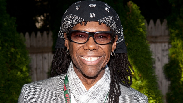 Nile Rodgers is back with another dancefloor filler