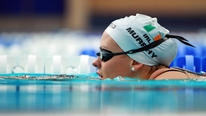 Swimmer Gráinne Murphy looks ahead to 2014 hoping to build towards the Rio Olympics
