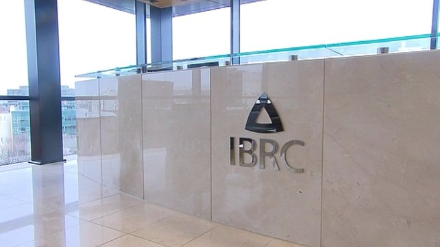Legislation put a stay on all legal actions against IBRC
