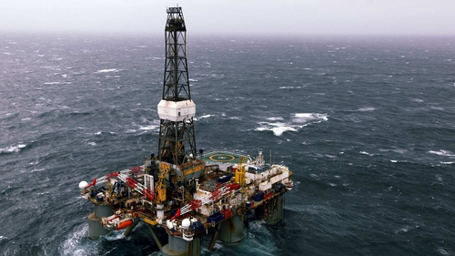 Oil companies are showing increased interest in the Irish coast