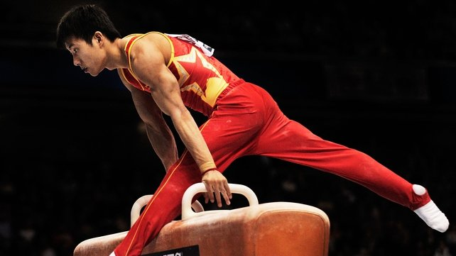 Teng Haibin has been pulled out of London 2012 with an injured arm