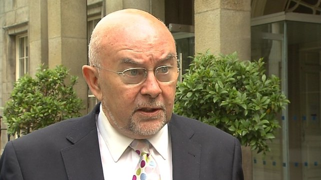 Ruairi Quinn said he has no authority to re-open discussions on the Haddington Road Agreement