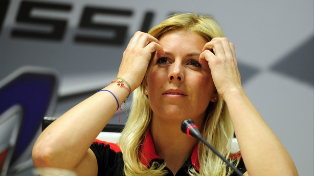 Maria De Villota has not suffered any neurological injuries
