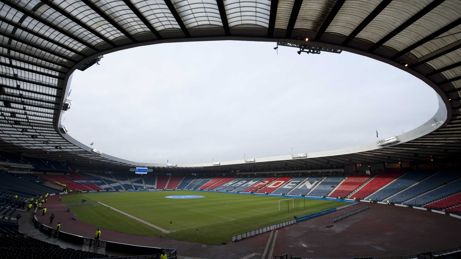 Image - Hampden Park's redevelopment was not welcomed by all