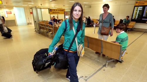 Going for gold - Katie Taylor has been handed a tricky draw as she looks to land the top prize in London