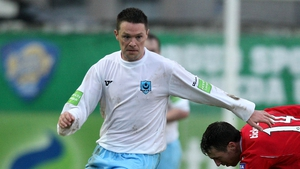 Brian Gannon is available again for second placed Drogheda