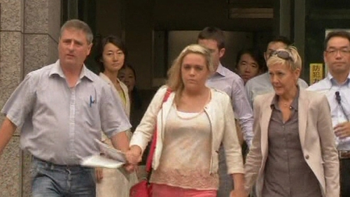 Furlong family welcomed the decision of Japanese court