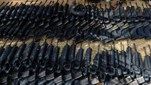 The US announced it needed more time to consider treaty on global weapons trade