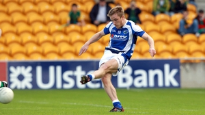 Ross Munnelly stepped up to convert