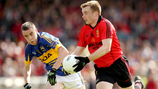 Down always had the upper hand to seal an All-Ireland quarter-final berth
