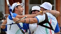 Archery: Italy strike gold
