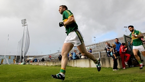 Kerry's Tomás Ó Sé made a record 82nd Championship appearance at the Gaelic Grounds in Limerick today