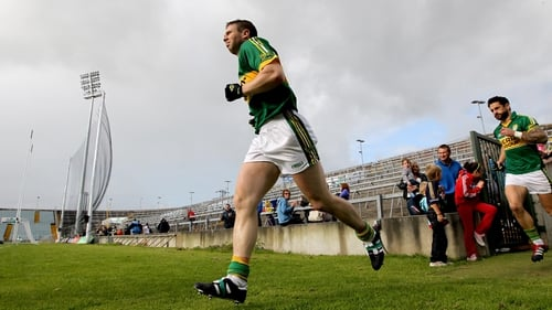 Tomás Ó Sé may be back in Kerry colours this weekend