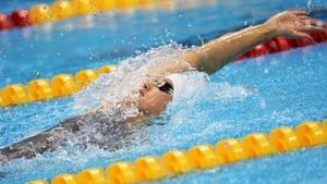 Day 2: Melanie Nocher failed to reach the semi-finals of the women's 100m backstroke