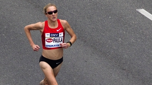 Paula Radcliffe set the world record for the marathon in London in 2003