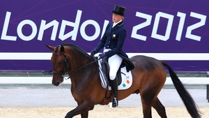 Camilla Speirs scored just 47.60 penalty points riding Portersize Just A Jiff