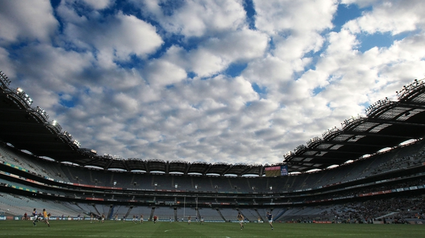 The masses will flock to Croke Park next weekend