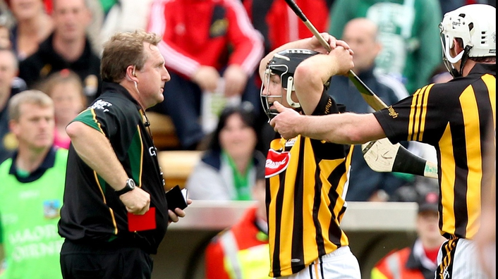 Red/Yellow Cards in Hurling