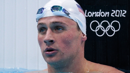 Ryan Lochte suspended for 14 months after documenting infusion on Instagram