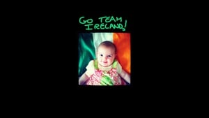 Zoe Beggs says 'Go Team Ireland!'