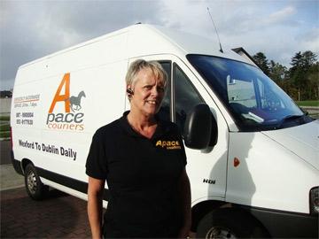Truckers: Jenny Barr