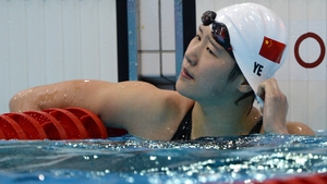 Ye Shiwen raised eyebrows with the manner of her victory