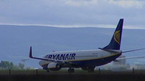Ryanair Chief Executive Michael O'Leary has said he expected a negative result from the UKCC