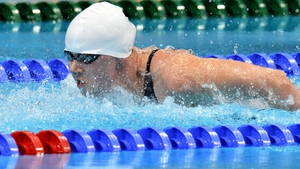 Day 2: Sycerika McMahon competed in the women's 100m breaststroke, finishing eighth in her heat. She also failed to advance to the 200m IM semis on day 3