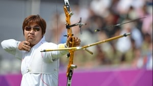 Im Dong-Hyun has broken his own 72-arrow world record