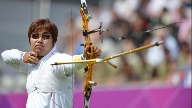 Im Dong-Hyun has broken his own 72-arrow world record