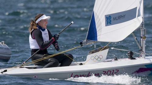 Annalise Murphy holds an advantage over Paige Railey